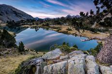 Pyrénées sunrise