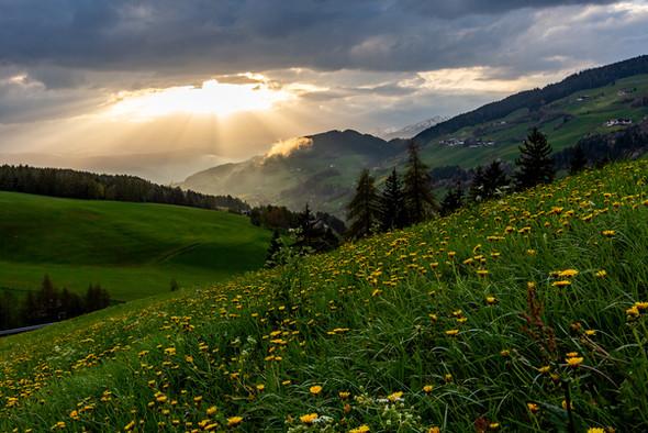 Dolomiti  lights