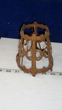 Brass Lamp Shade 5in x 5in