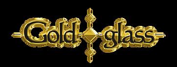 גולד גלאס כיורים מזכוכית