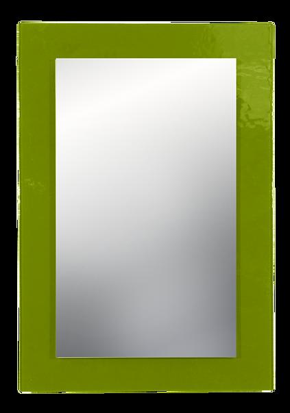 """מסגרת זכוכית ישרה למראה צפה עד 0.5 מ""""ר"""