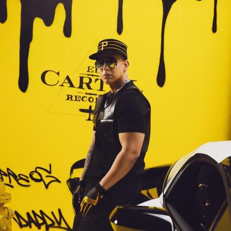 Daddy Yankee, compositor latino del año y rompe un récord en premios ASCAP