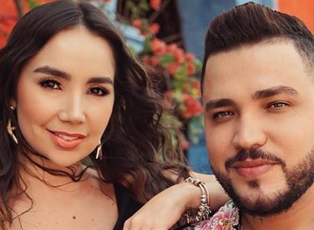 El piropo que Jessi Uribe le escribió a Paola Jara a través de las redes