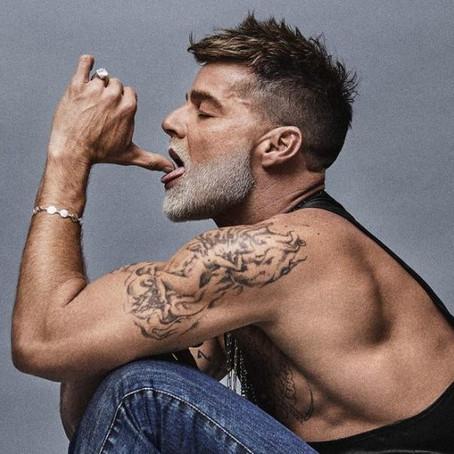 Ricky Martin reveló que sufrió PTSD al ser cuestionado acerca de su sexualidad