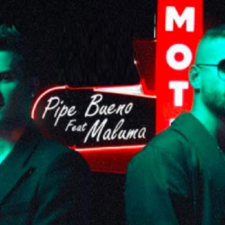 El 'Tequila' de Pipe Bueno y Maluma que es éxito en redes