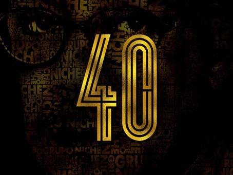 """El Grupo Niche celebra con su nuevo álbum """"40"""""""