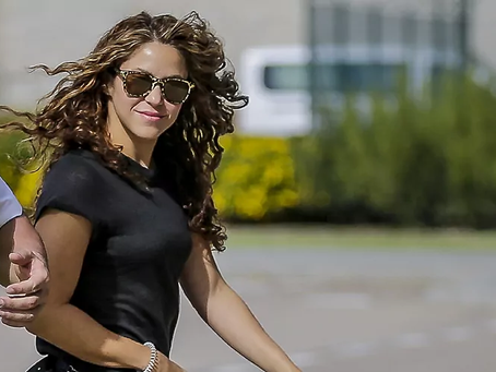 Hacienda acorrala a Shakira: defraudó 14,5 millones de euros en dos años