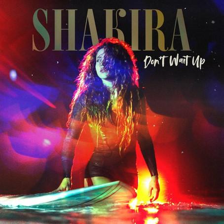 "Shakira anunció la salida a ""Don't Wait Up"" con un chat con Piqué"
