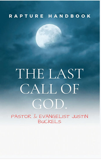 "36 page Booklet entitled ""The Last Call of God"""