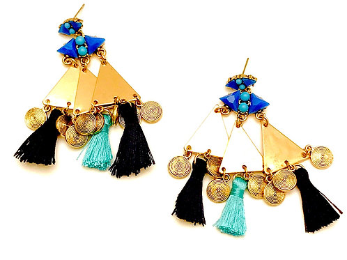 Triangulum Earrings