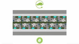 Proyecto Valmayor - Casas ecológicas con cargadores para coches eléctricos