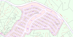 Urbanización parcelas