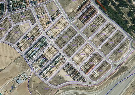 Poyecto Picasso (Arroyomolinos) - Mapa satélite de ubicación