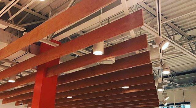 Exposed ceilings