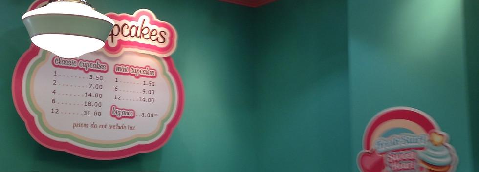 Cupcake Store Metrotown