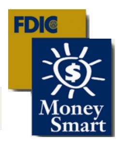 FDIC Money Smart CBI