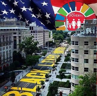 Black Lives Matter SDG 1 Flag Day 2021.p