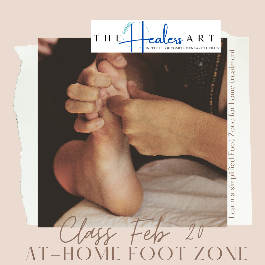 Foot Zone At- Home