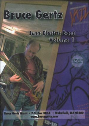 Jazz Electric Bass- Vol. 1