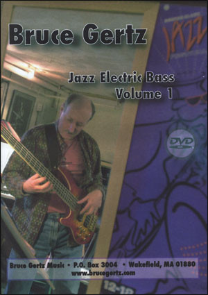 Jazz Electric Bass- Vol. 1