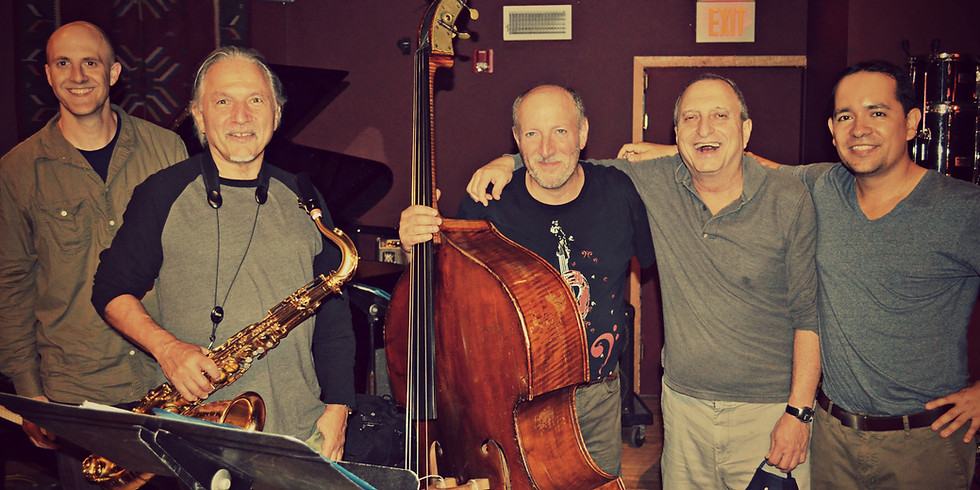 Bruce Gertz Quintet at the Lily Pad