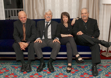 Nick Goumas Quartet, feat. Geraldine Bergonzi, and Jack Diefendorf