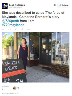 ABC 720 - The force of Maylands