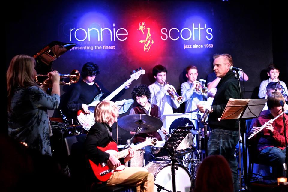 #bigbandinaday #Ronniesscotts