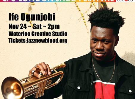 Presenting Ife Ogunjobi
