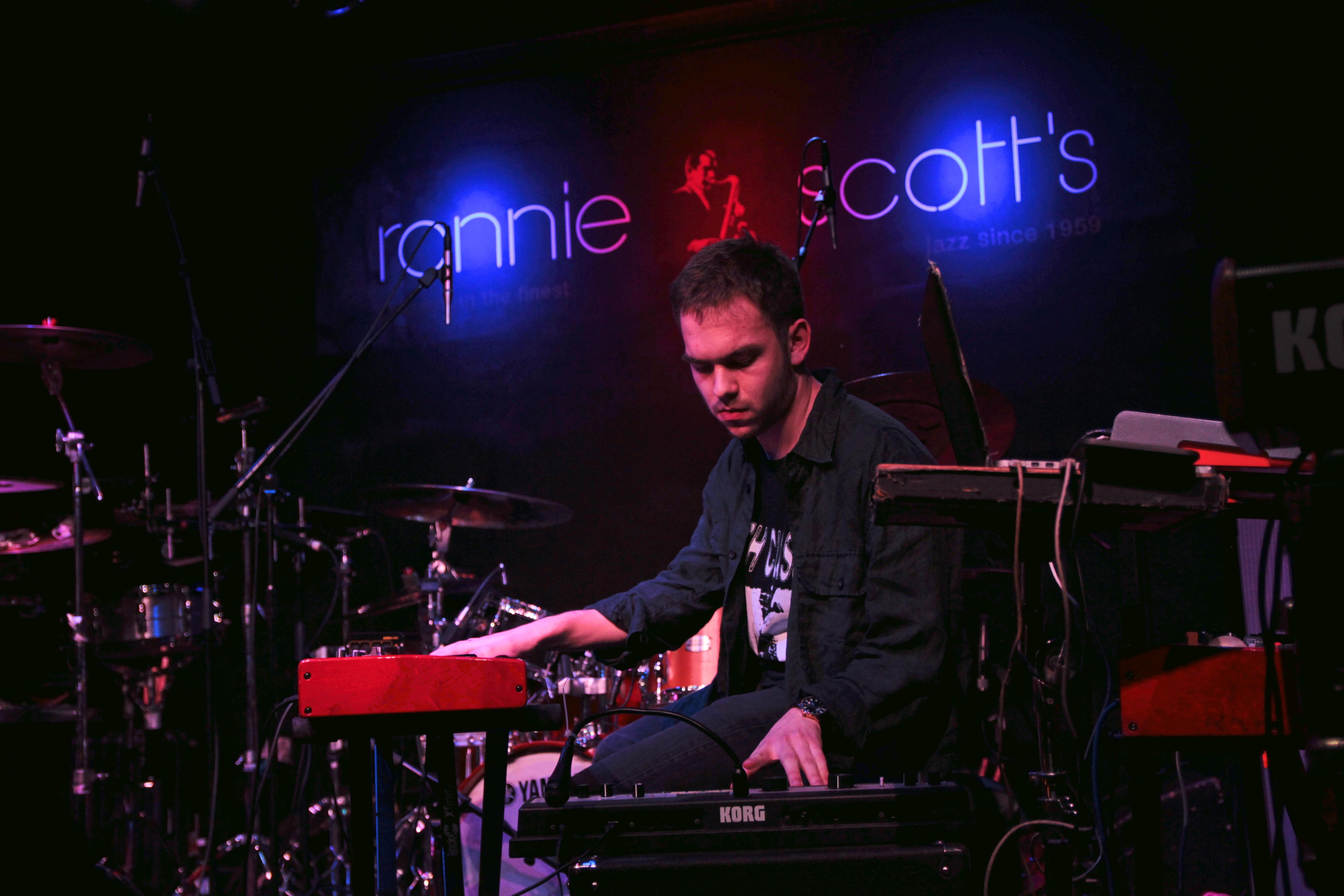 Zeñel @RonnieScotts