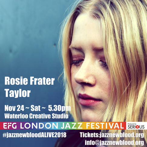 Rosie Frater Taylor