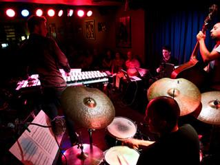 Jazznewblood following #jazzfuturenow in Lisbon feat Simon Moullier 4tet @HotClub