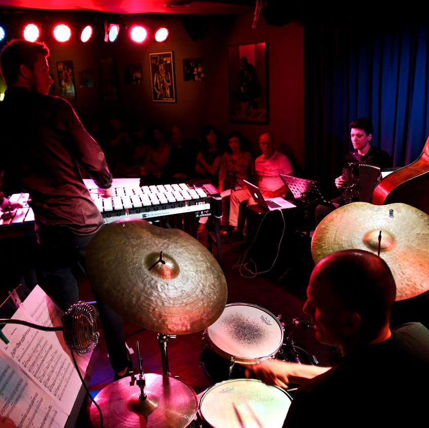 Simon Moullier Quartet