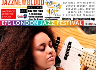 #jazznewbloodALIVE2019 Line-up: Isobella Burnham