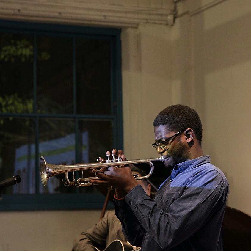 Mark Kavuma Quartet