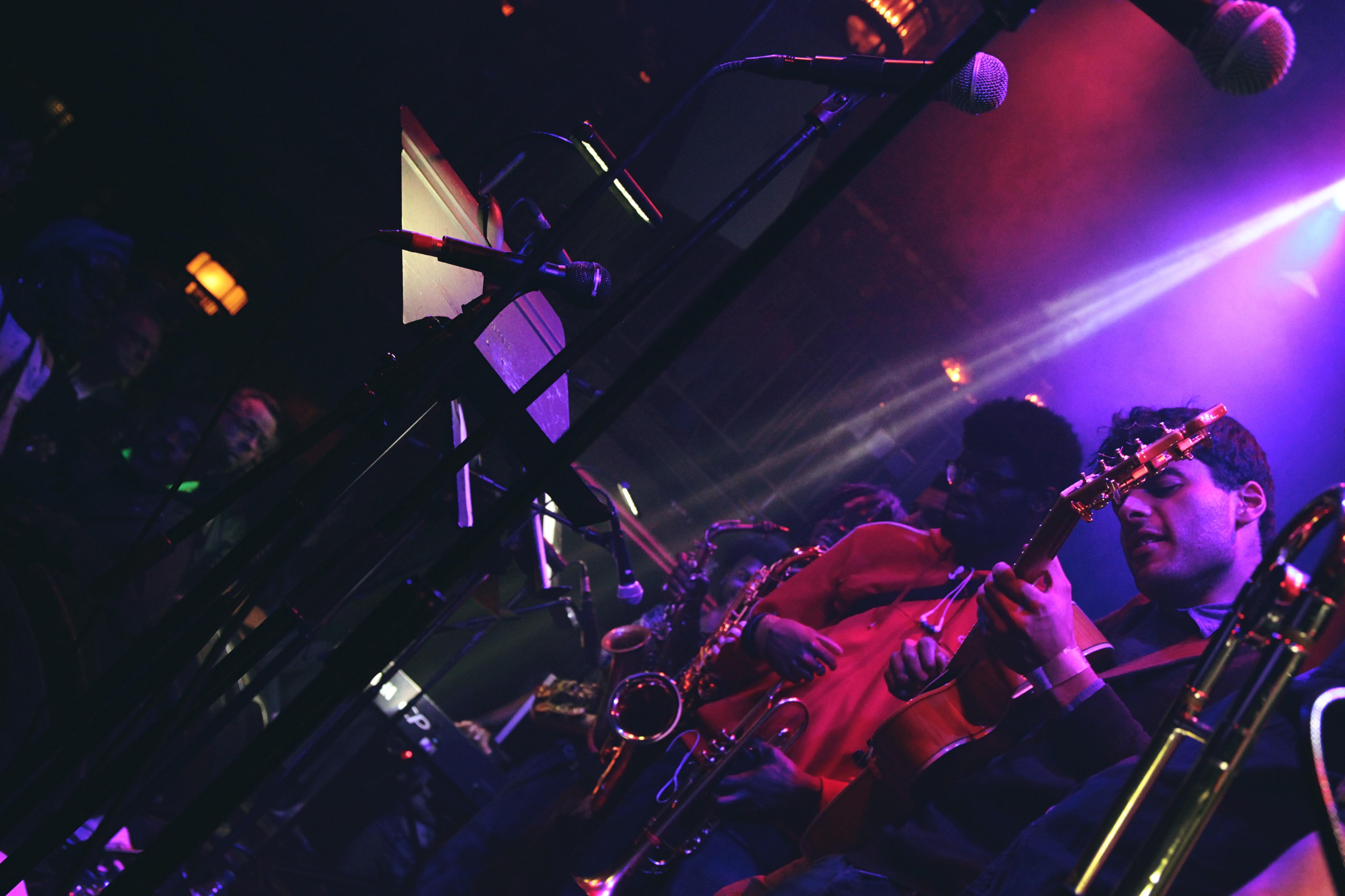 #iamwarrior @jazzcafe London