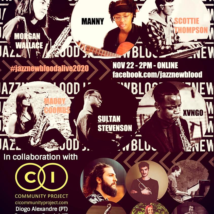JazznewbloodALIVE2020 ONLINE