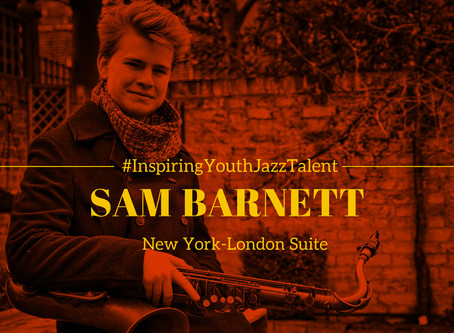 INTERVIEW: Sam Barnett debut cd                           NEW YORK-LONDON SUITE