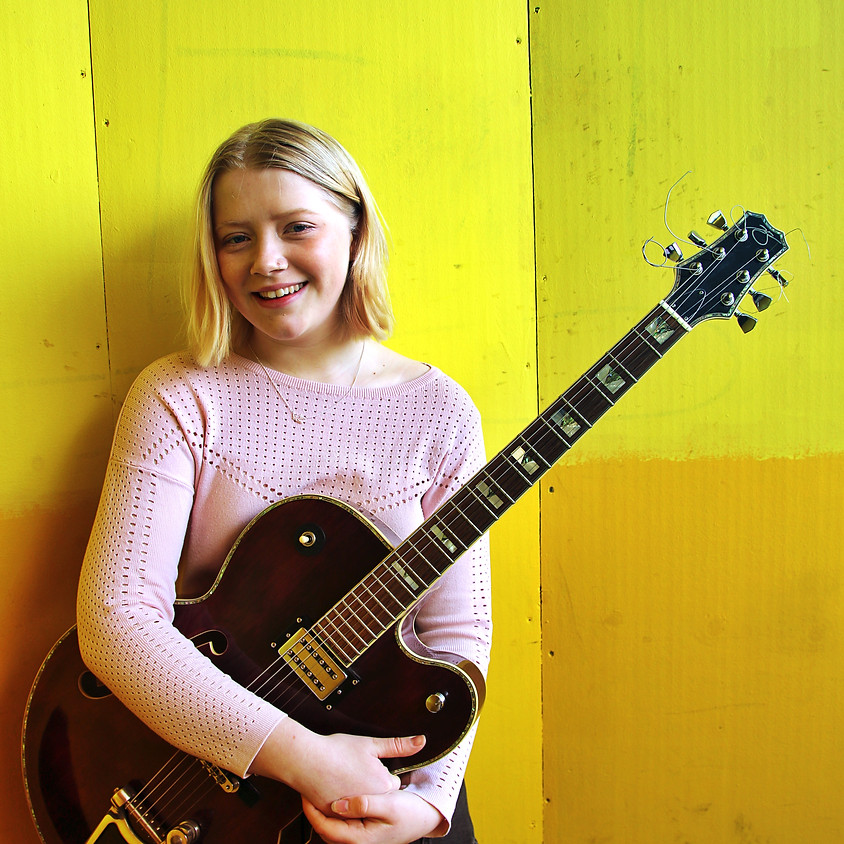 Rosie Frater-Taylor @PizzaExpress /'Break Out Sessions' by Shades of Soul