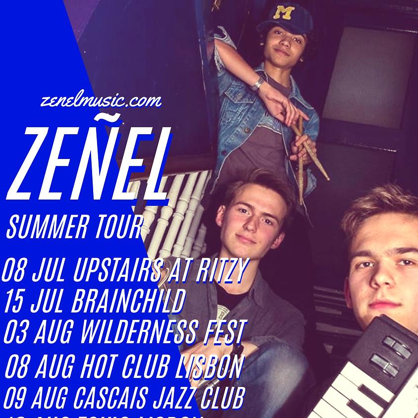 Zeñel SUMMER TOUR