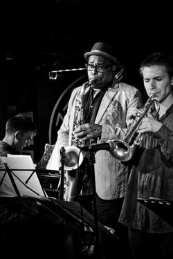 #Jazzacademy @pizzaexpressjazzclub