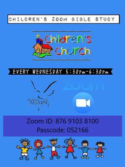 CChurch Zoom Bible Study