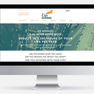 Lisa Duerre Website