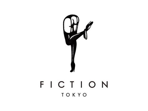 FICTION TOKYOがスタートしました。