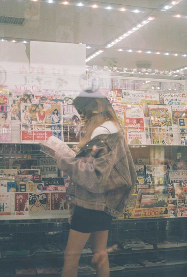 FICTION TOKYO OFFICIAL AW