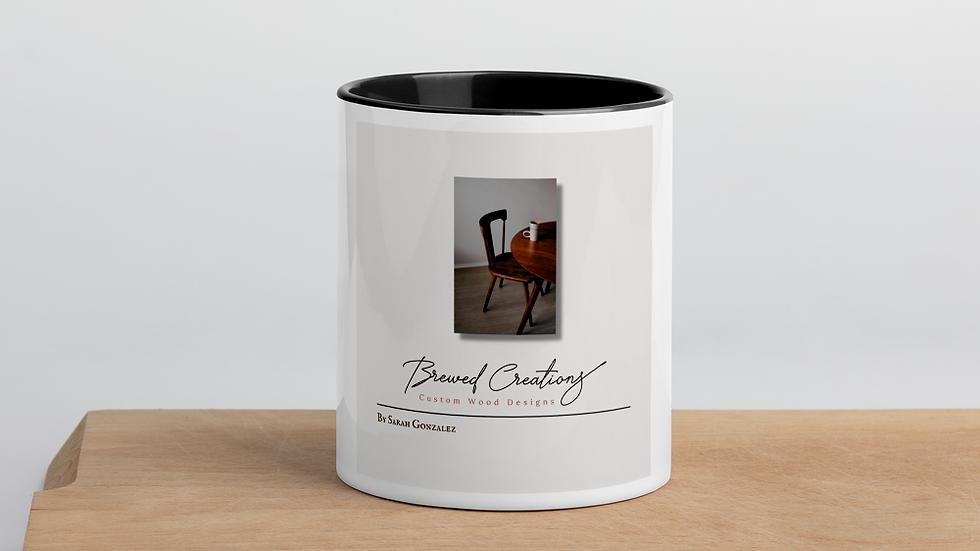 Brewed Creations Mug- Mug with Black Inside