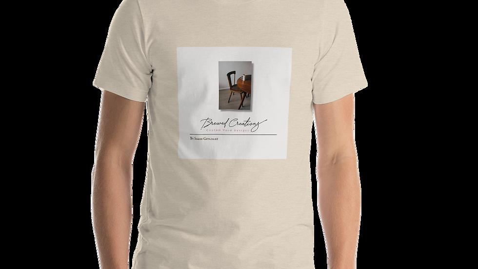 Brewed Creations Logo Unisex T-shirt