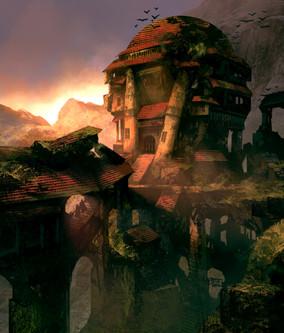 Castle Tolante (Dawn, 2021)