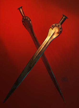 Bronze Age Swords (2021)