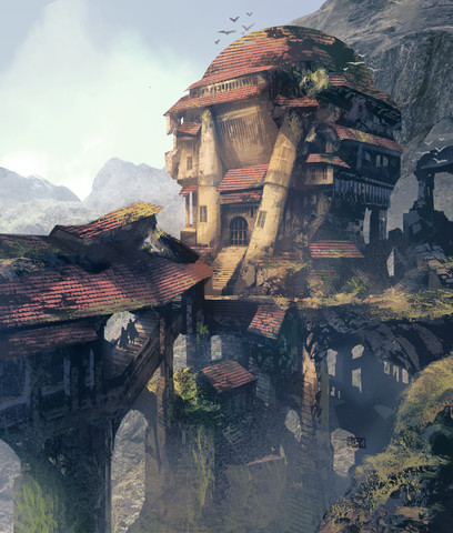 Castle Tolante (Daylight, 2021)
